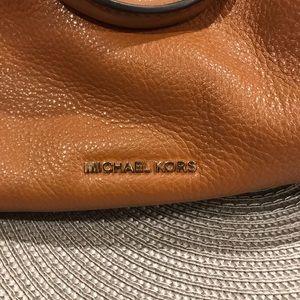 Michael Kors slouch bowler bag